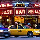 Taxi!    -     New York City by Alberto  DeJesus