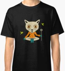 TAROT CARD CAT: THE MAGICIAN Classic T-Shirt