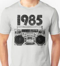 1985 Boombox Art T-Shirt