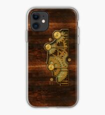 Clockwork Rabbits illustration by Ethan Yazel iphone 11 case