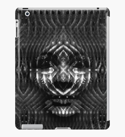 Inanna's descent into the underworld iPad Case/Skin