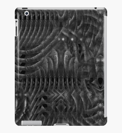 That way madness lies 011 iPad Case/Skin