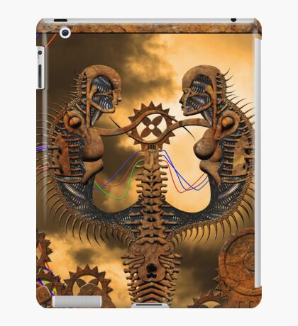 the Lovers 001 iPad Case/Skin