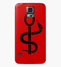 caduceus nurse aides snake Case/Skin for Samsung Galaxy