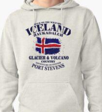 Iceland Pullover Hoodie