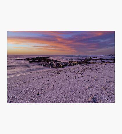Twilight Sunset Photographic Print