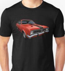 Australian Muscle Car - HT Monaro, Sebring Orange Unisex T-Shirt