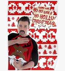 Brendan [Ho-Ho-Holly Christmas] Poster