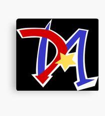 Yu-Gi-Oh GX - Duel Academy Logo Canvas Print