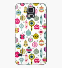 Ornaments - White by Andrea Lauren  Case/Skin for Samsung Galaxy