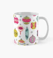 Ornaments - White by Andrea Lauren  Mug