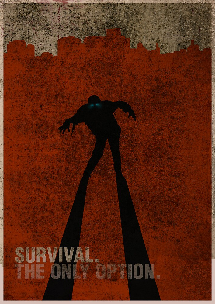 Zombie Survival. by quecreative
