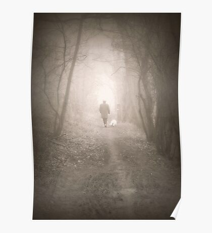 Misty thoughts in the fog... Poster