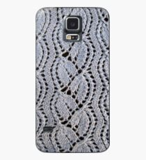Dayflower knitted lace Case/Skin for Samsung Galaxy
