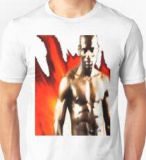 CHANGO GOD OF FIRE BY LIZ LOZ T-Shirt