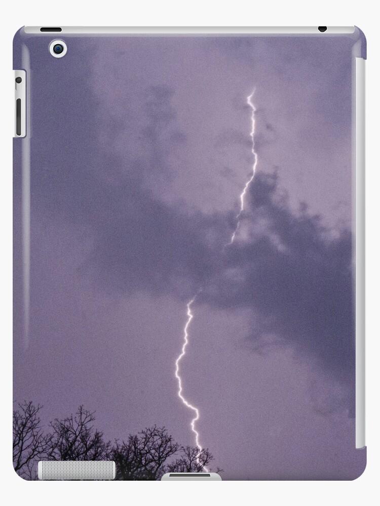 Lightning IPad Case by barnsis