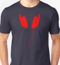 red music beats T-Shirt