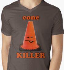 Cone killer  Men's V-Neck T-Shirt