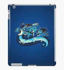 Water Types - Hydro Pumps iPad Case/Skin