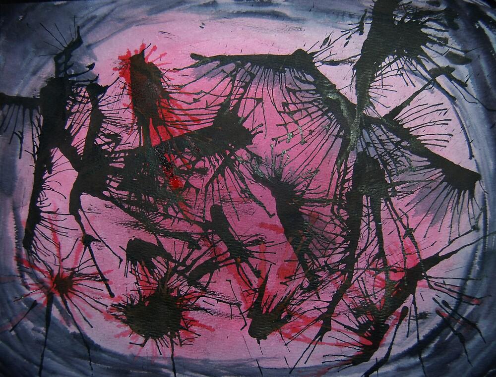 Ink: Edgar Allan Whoa by AkiHamazaki