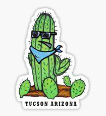 Graffiti Desert Bandit Sticker