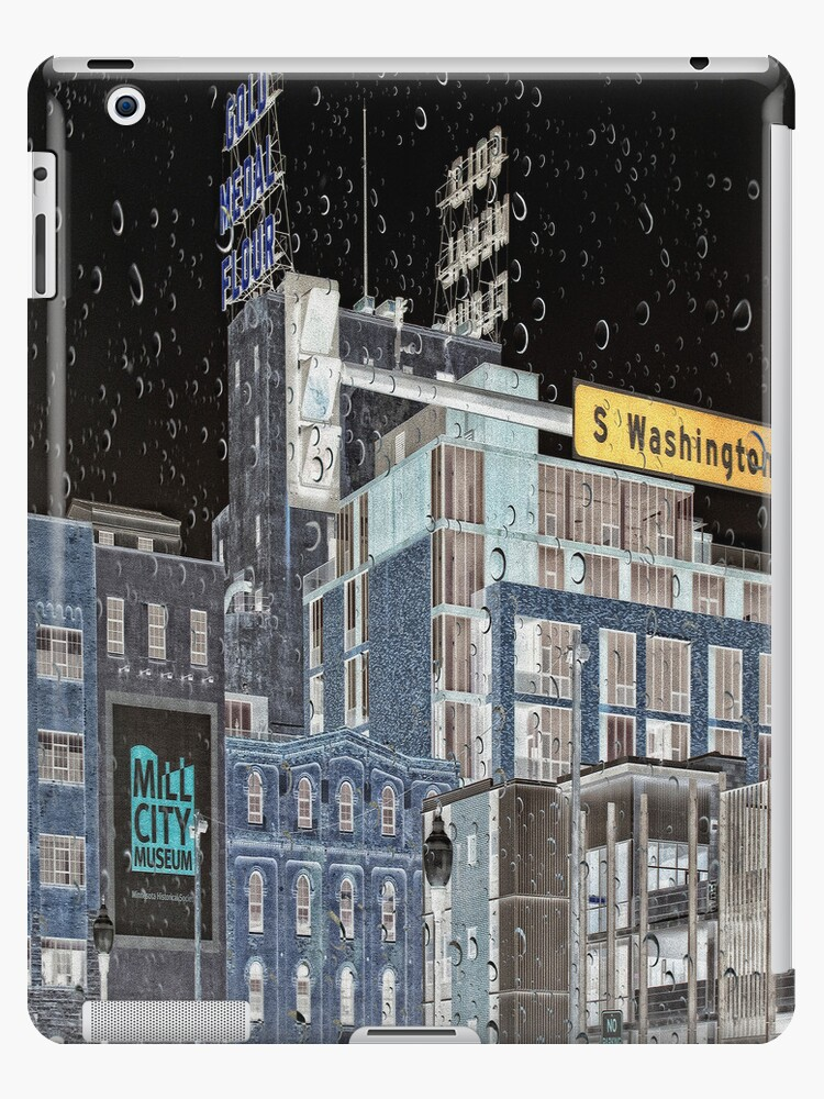 Mill City ipad case by susan stone
