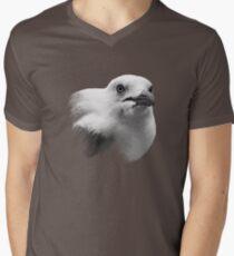 ALWAYS FEED THE BIRD Mens V-Neck T-Shirt