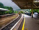 Train Station in Bath by Yukondick