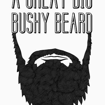 A Great Big Bushy Beard! by deanlord