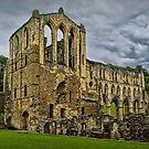 Rievaulx Abbey by Colin Metcalf