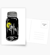 Unusual Firefly Postcards