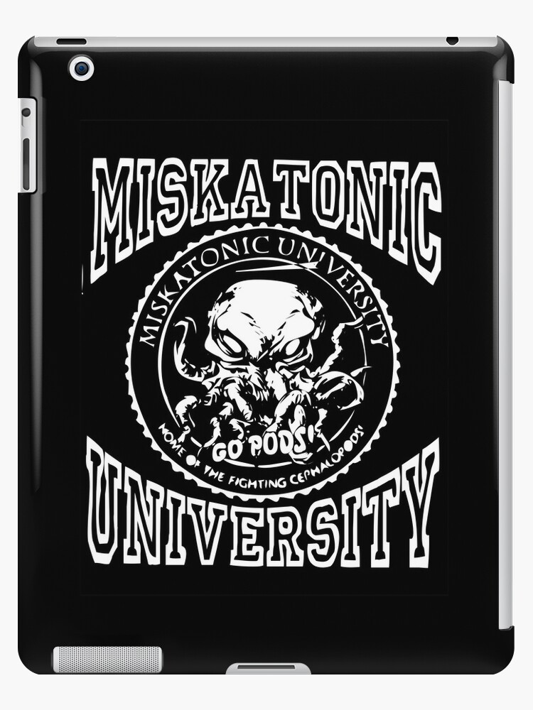 Miskatonic University by babydollchic