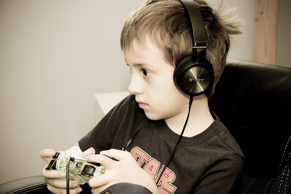 PS3 Time by Kelly Connolly