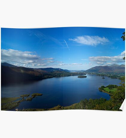 Surprise View- Lake District National Park. Poster