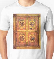 Page from the Book of Kells 3 Unisex T-Shirt