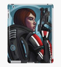 Shepard Commander iPad Case/Skin
