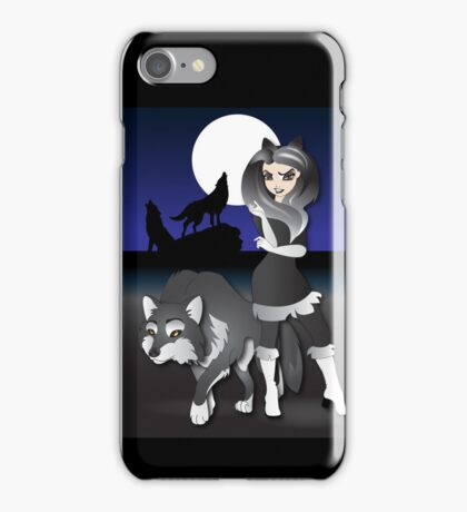 Twisted - Wild Tales: Kenley and the Wolf iPhone Case/Skin