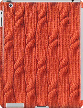 Firefly cable knit by knititude