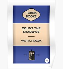 Count The Shadows Poster