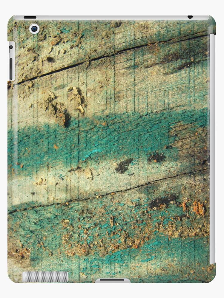 Paint + Dirt ipad case by Vanessa Barklay