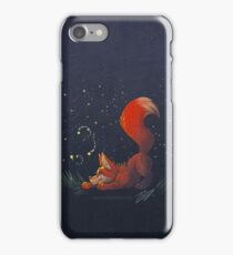Firefly Fox - Red iPhone Case/Skin
