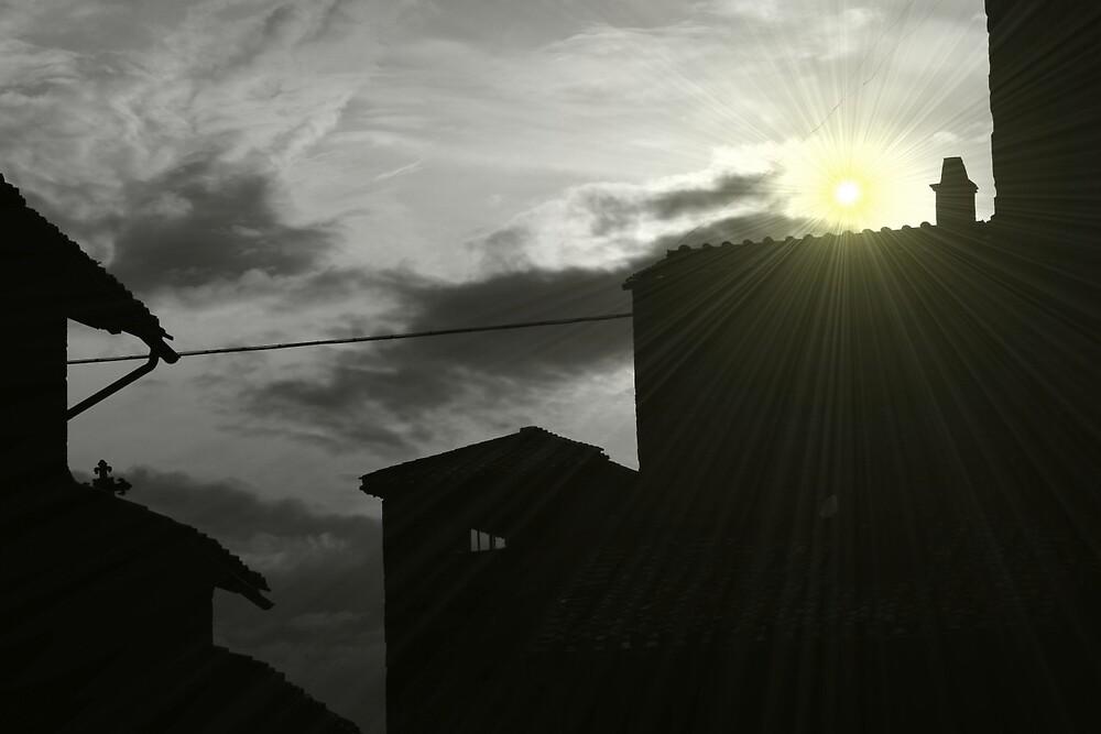 Surreal Sun by Valentino Visentini