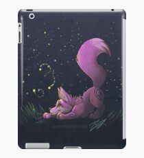 Firefly Fox - Pink iPad Case/Skin