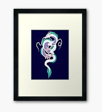 Haku the River Spirit Framed Print