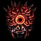 Eye of Mother Brain by LightningArts