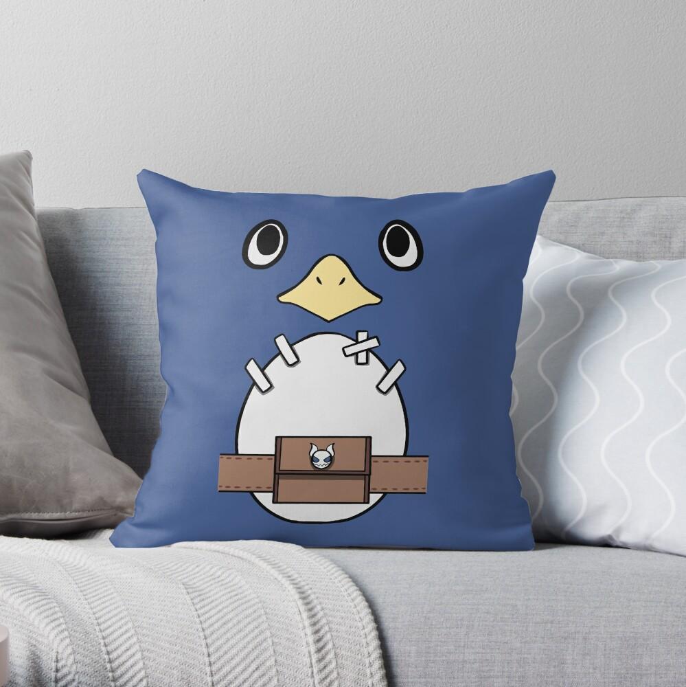 Be a Prinny, Dood! Throw Pillow