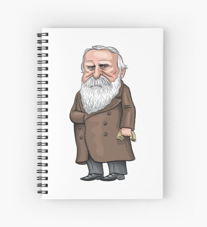 President Rutherford B. Hayes Spiral Notebook