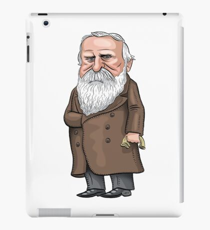 President Rutherford B. Hayes iPad Case/Skin