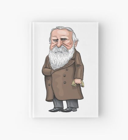 President Rutherford B. Hayes Hardcover Journal