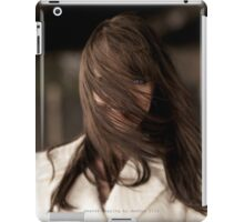 Amanda Tapping vs iPad by Filmart (AT-Vers II) iPad Case/Skin